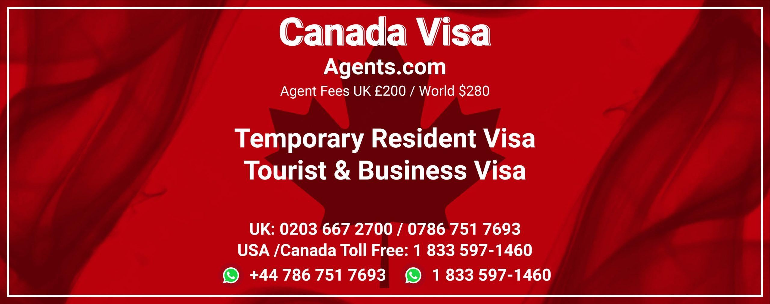 Canada visa agents